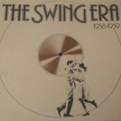 Swing Era - 1938-1939 (3 Lp-Box) - Eu 82 - Mint