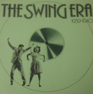 Swing Era - 1939-1940 (3 Lp-Box) - Eu 82 - Mint