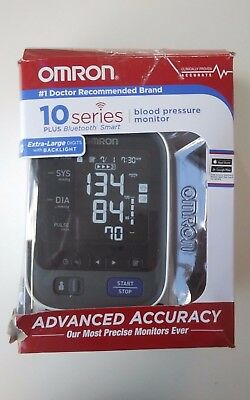 Barely Used Omron 10 Series Advanced Accuracy Blood Pressure Monitor