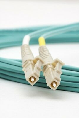 3M (9ft) 10G OM3 LC/LC Duplex 50/125 Multimode Fiber Patch Cable