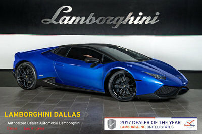 2015 Lamborghini Huracan LP610-4 Coupe 2-Door FULL WRAP+BRANDING+NAV+RR CAM+PWR HEATED SEATS+LIFT SYS+TRANSPARENT ENGINE