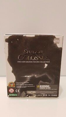 Shadow of the Colossus capsule toy - 5th Colossus
