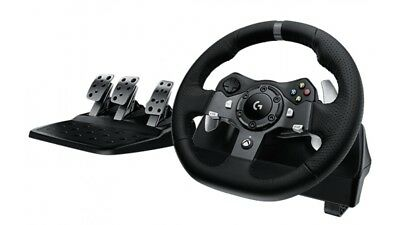BRAND NEW Logitech G920 Driving Force Racing Wheel for PC and Xbox One