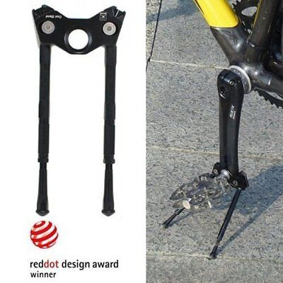 Fast Shipping Gearoop Bike Bicycle CoolStand Adjustable Side Stick 33-39mm,Black