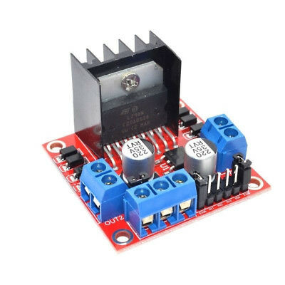L298N DC Stepper Motor Driver Module Dual H Bridge Control Board for Arduino LI