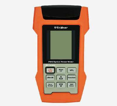 AOF500 PON Optical Power Meter Cable Tester 1310nm 1490nm 1550nm For PON Network