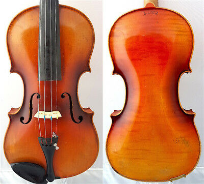 FINE 4/4 ANTIQUE GERMAN STEINER VIOLIN OLD  WOOD fiddle 小提琴 ヴァイオリン Geige