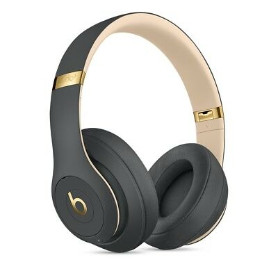 New Beats By Dr. Dre Studio3 Wireless Headphones - Shadow Grey FREE US SHIPPING