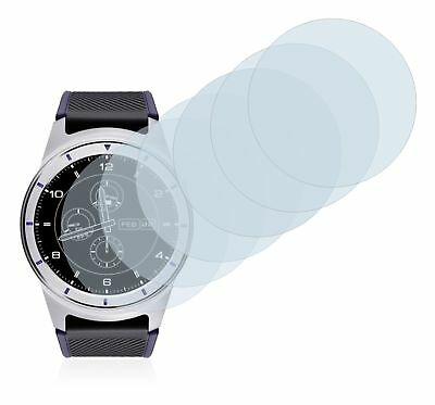 ZTE Quartz  Smart Watch,  6x Transparent ULTRA Clear Screen Protector