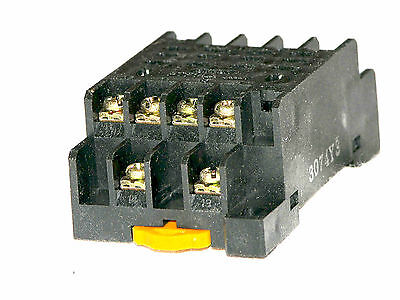 PTF14A Relay Socket Base, for Relays LY4NJ , LY4N