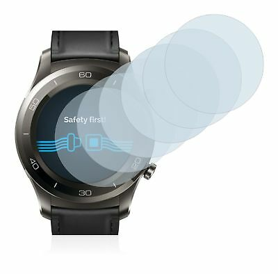 Huawei Watch 2 Classic Smart Watch,  6x Transparent ULTRA Clear Screen Protector