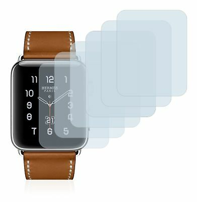 Apple Watch Hermès Series 3 (42mm) 6 x Transparent ULTRA Clear Screen Protector