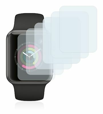 Apple Watch Series 1 (38mm), 6x Transparent ULTRA Clear Screen Protector