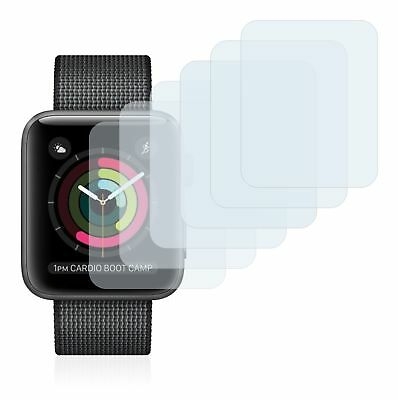 Apple Watch Series 2 (42mm), 6x Transparent ULTRA Clear Screen Protector