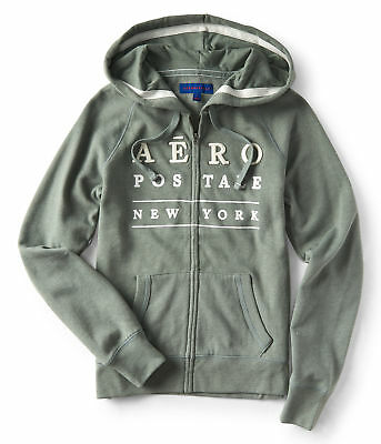 aeropostale womens aéropostale new york full-zip hoodie