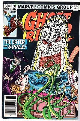 Ghost Rider #80,Very Fine - Near Mint Condition*