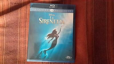 La sirenetta bluray Disney