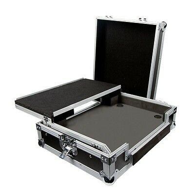 CASE RACK für American Audio VMS4.1 mit Notebookablage DJ  Roadfähig ADJ