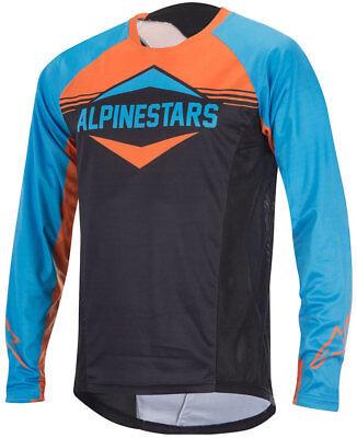 AlpineStars Mesa Long Sleeve Jersey Mountain Bike