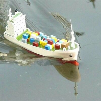 Remote Control RC Container Vessel Electric Power Ship Model Surface Navigation