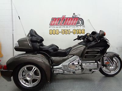 Honda Goldwing Trike  2010 Honda Gold Wing Trike Financing Shipping GL18 Goldwing