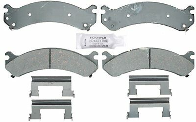 ACDelco 17D1039CH Professional Durastop Ceramic Front Disc Brake Pad Set