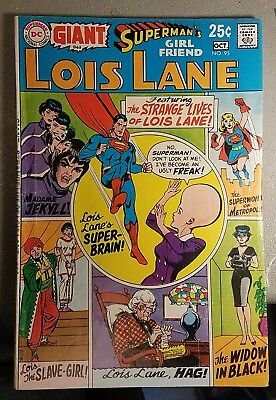 Lois Lane #95 - October, 1969 - Giant-Size Issue