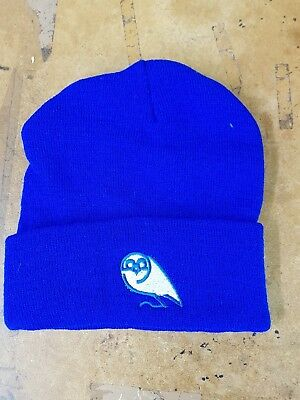 Sheffield Wednesday  retro style wooly HAT Beanie hat The Owls
