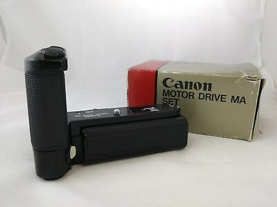Canon Motor Drive MA for A-1, AE-1 Cameras