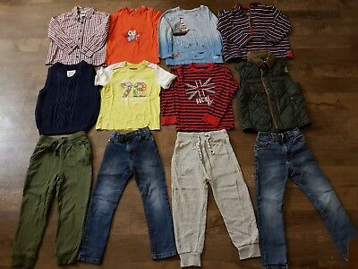 4-5-6 Years Boys Bundle - Junior J., Catimini, Joules & Next