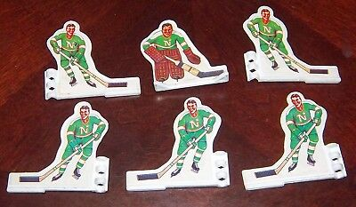 Coleco Hockey Minnesota North Stars 1972 Team MN 2  Table top hockey games