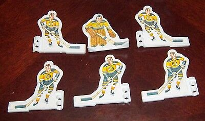 Coleco Hockey Boston Bruins 1972 Team BB 2  Table top hockey games