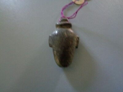 Beautiful Ancient Egyptian Heart Amulet