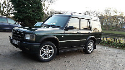 2003 Landrover Discovery Td5 Big Spec