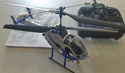 E-flite / Blade Cx3 MD 520n BNF Micro Helicopter Eflh2080 bulk parts
