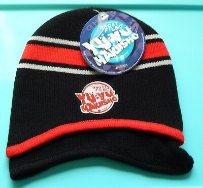 Anime Yu Yu Hakusho Red Beanie Hat New with Tags Officially Licensed