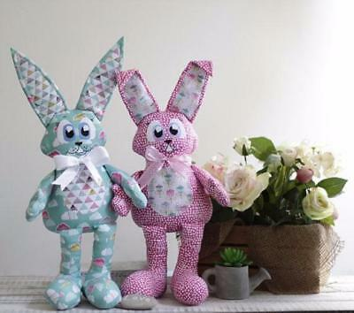 Paula Storm Designs - Rupert & Piper Rabbit Toy Pattern