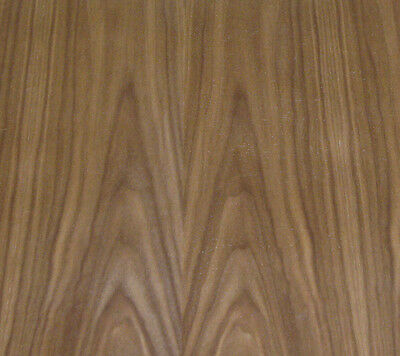 "Walnut wood veneer 48"" x 48"" with paper backer 4' x 4' x 1/40"" thick A grade"