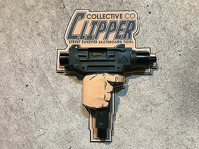 Collective Co Clipper - Uzi Skate Tool