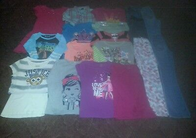 Great deal! 18pc Girls 10-12 winter lot. Tcp,  Justice,  Gymboree