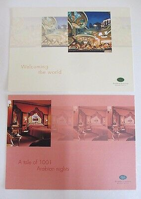 Pair of Postcards of the Sunway Lagoon Resort Hotel in Malaysia - 2014