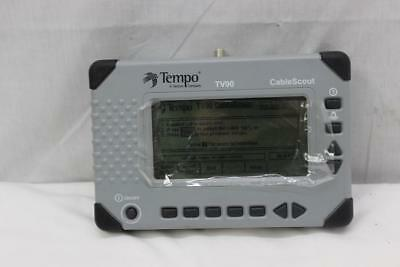 Tempo TV90 CableScout Cable Tester for CATV