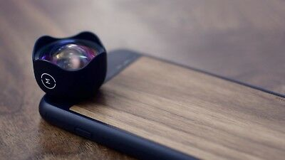 NEW Moment Lens Bundle With V2 Photo Lenses And Case for iPhone 7+, 8+