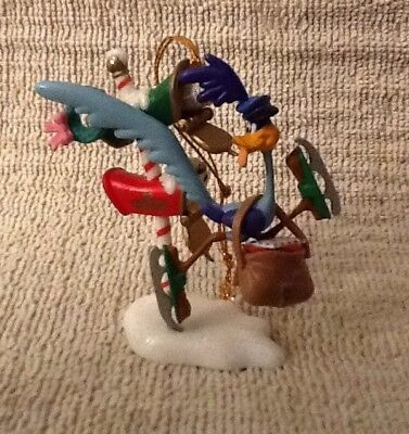 Warner Bros Looney Tunes Road Runner Christmas Ornament