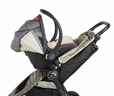 Baby Jogger Car Seat Adapter Single, City Mini, City Mini GT, and Summit X3