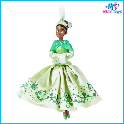 Disney The Princess and the Frog's Tiana Sketchbook Holiday Ornament