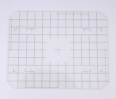 Ground Glass 125*101mm For Cambo 4x5 Camera Photograph