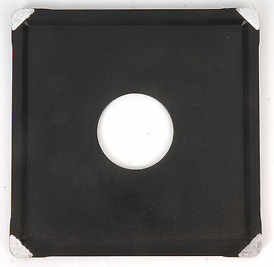 For Linhof M679 Lens Board Copal #0 Camera Photograph