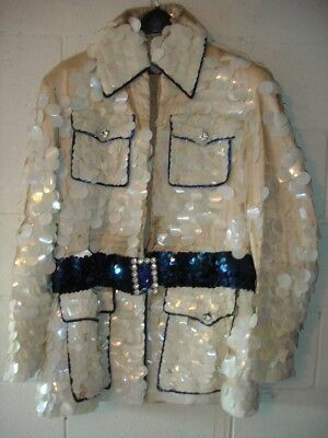 Dance Costume From The 1968 Julie Andrews Film Star! Western Costume Company