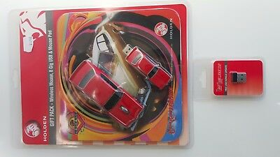 Road Race Legends Holden Torana Mouse, USB and Pad Gift Pack